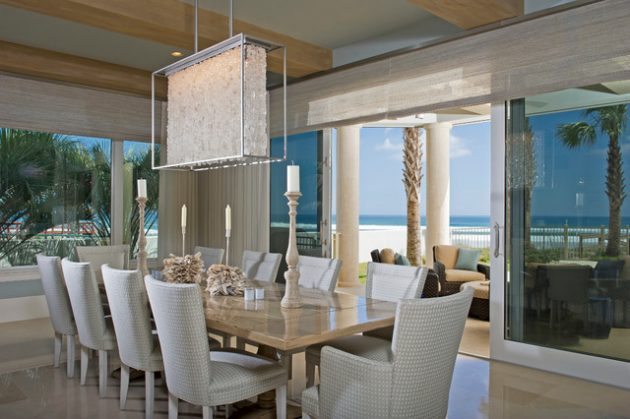 17 Gorgeous Dining Room Chandelier Designs For Your Inspiration