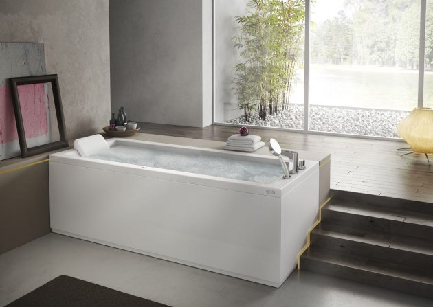 18 Divine Bathtub Designs To Help You In Your Choice