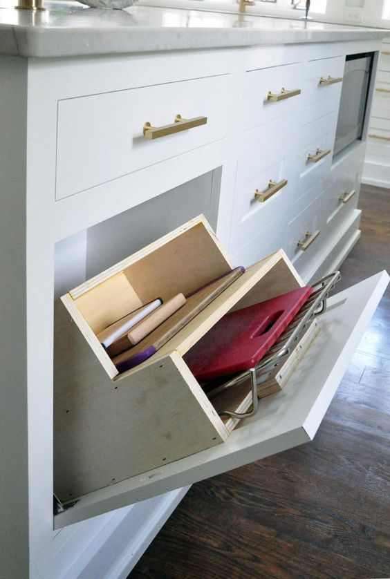20 Super Creative Storage Solutions That Everyone Will Be Admired Of