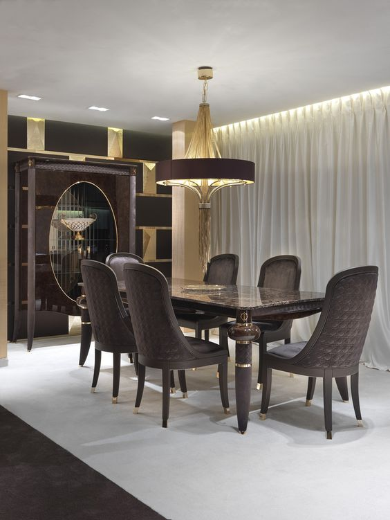 17 Divine Dream Dining Room Designs That Will Leave You Speechless