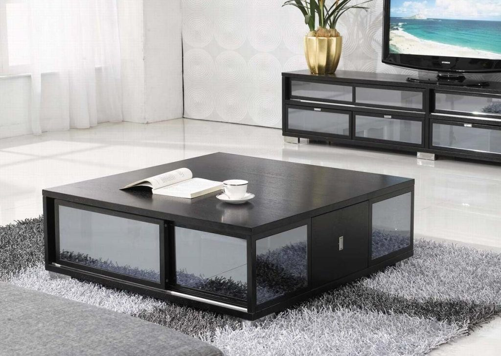 19 really amazing coffee tables with storage space Pictures of coffee tables in living rooms