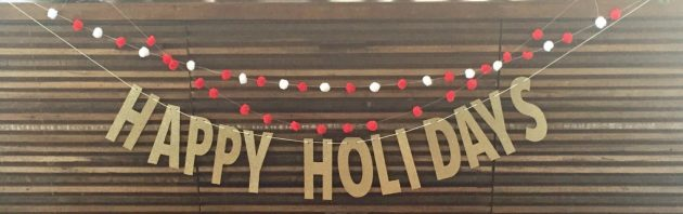 15 Amazing Handmade Christmas Garland Designs Youre Gonna Love