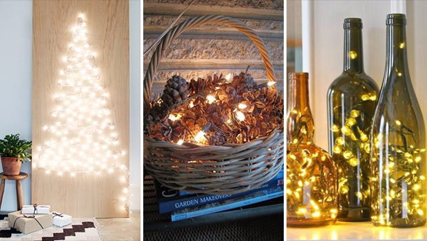 15 Astonishing Ways To DIY With Your Christmas Lights