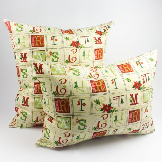 15 Charming Handmade Christmas Pillow Gifts For Any Occasion