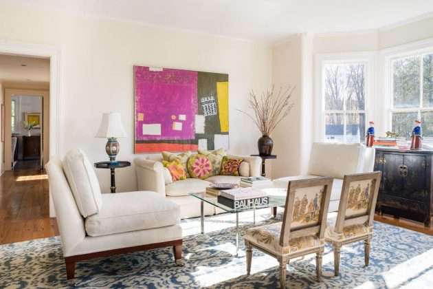 15 Chic Eclectic Living Room Interior Designs You'll Fall In Love With