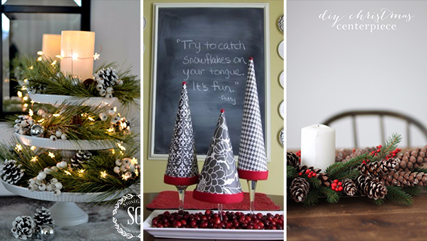 15 glamorous diy christmas centerpiece ideas you ll want to make