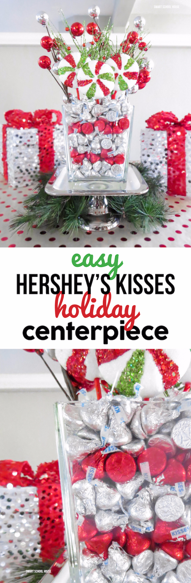 15 Glamorous DIY Christmas Centerpiece Ideas Youll Want To Make Right Away
