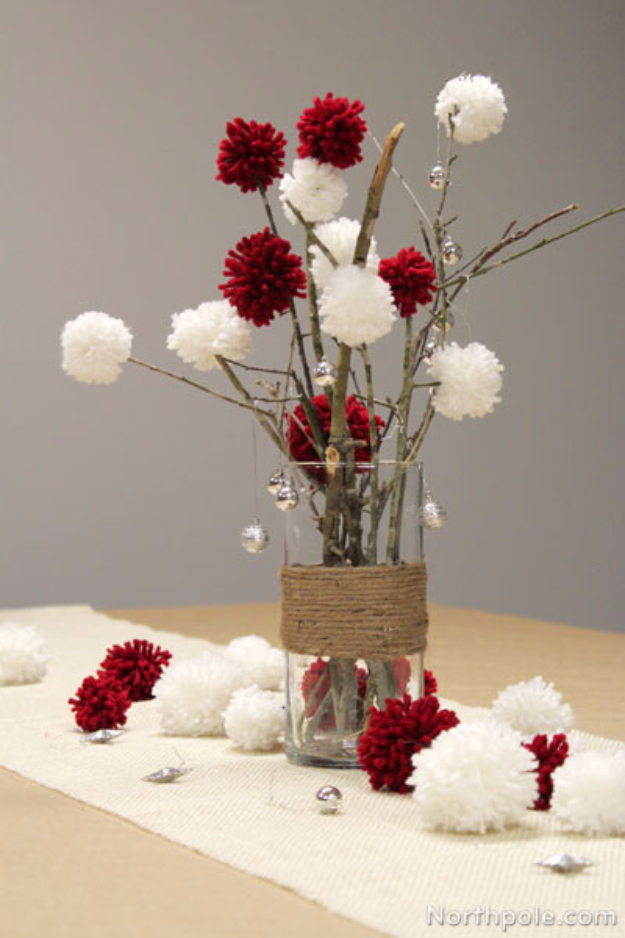15 Glamorous Diy Christmas Centerpiece Ideas You U0026 39 Ll Want