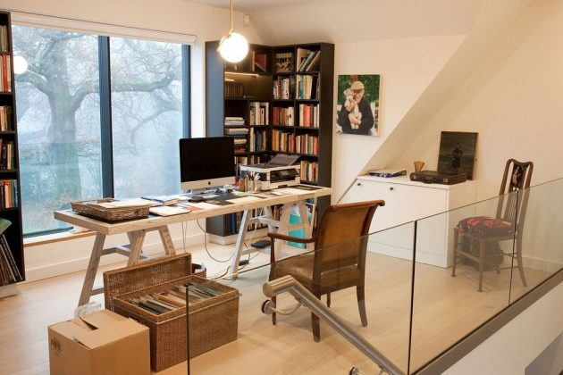 15 motivational eclectic home office designs you ll want to work in