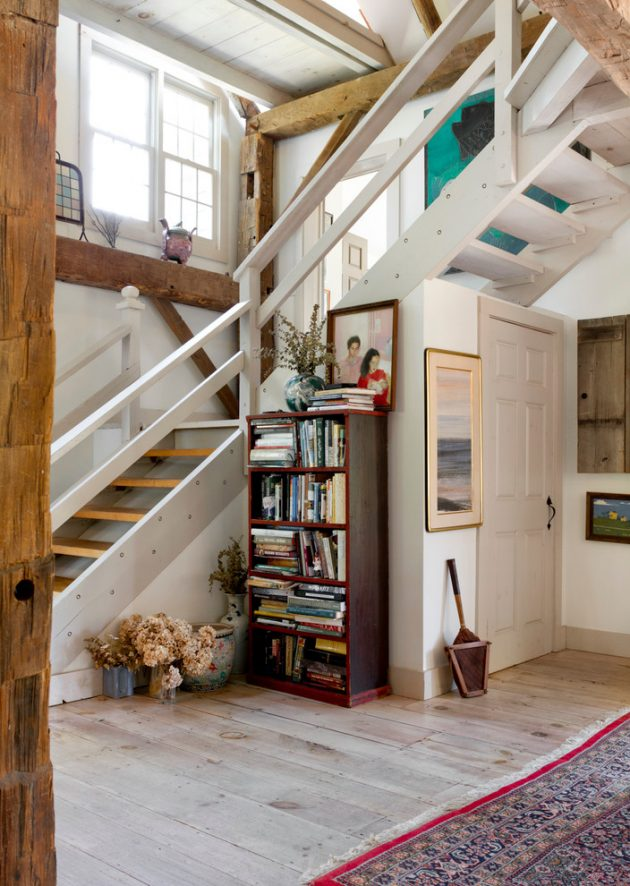15 Unique Eclectic Staircase Designs You Don't Want To Miss Out On