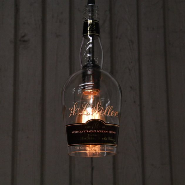 24 Handmade Pendant Light Designs Ideas: 15 Unique Handmade Bottle Light Ideas For Creative Lighting