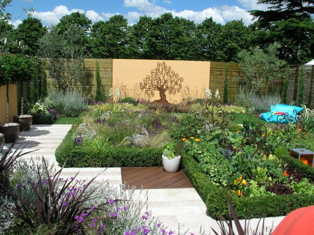 16 Dreamlike Eclectic Landscape Designs For Your Garden