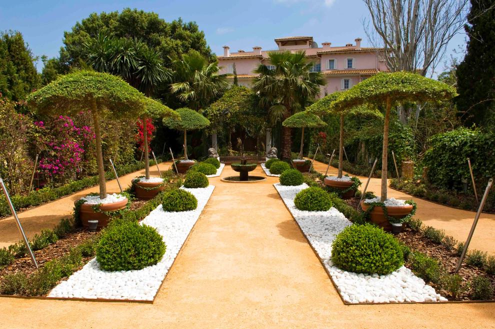 16 Dreamlike Eclectic Landscape Designs For Your Garden on Backyard Landscape Design Ideas  id=57514