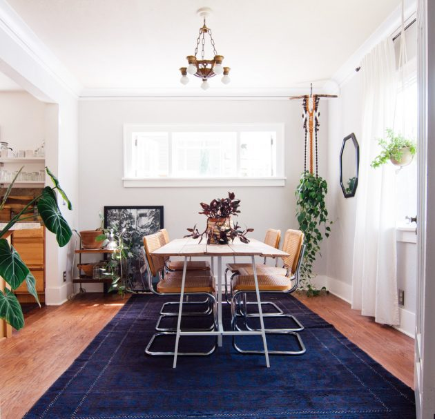 16 Expressive Eclectic Dining Room Interior Designs For Your Pleasure