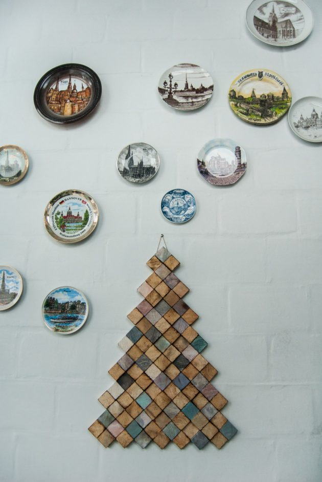 16 Pretty Handmade Christmas Decoration Ideas You Can Take Ideas From