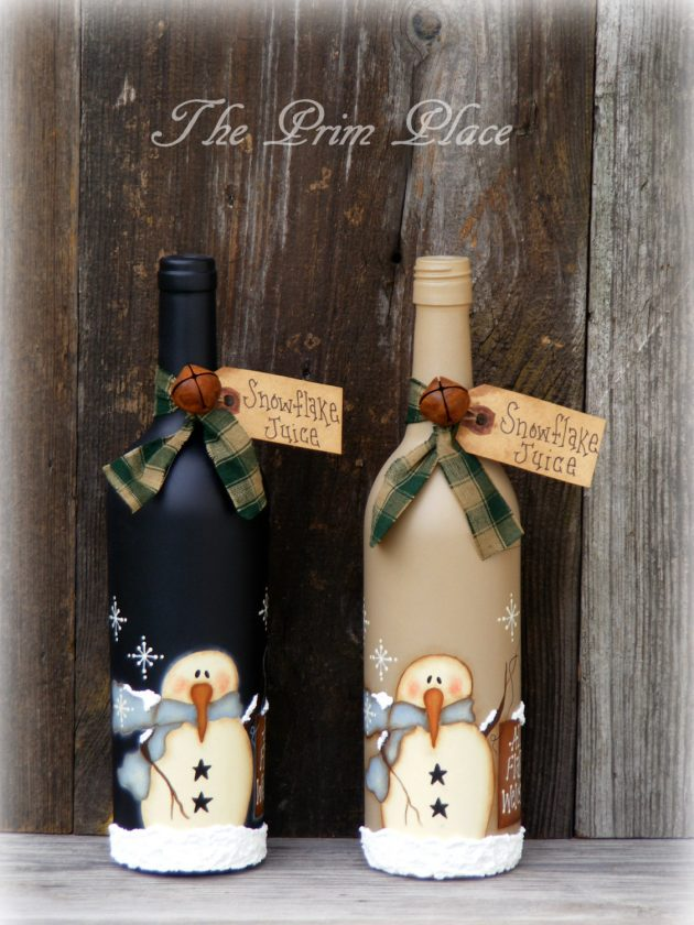 wine bottle decorations handmade 16 pretty handmade decoration ideas you can take 515