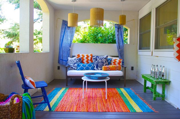 16 Spectacular Eclectic Balcony Designs Youll Instantly Fall In Love With