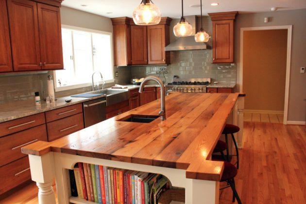 15 Amazing DIY Kitchen Countertop Ideas