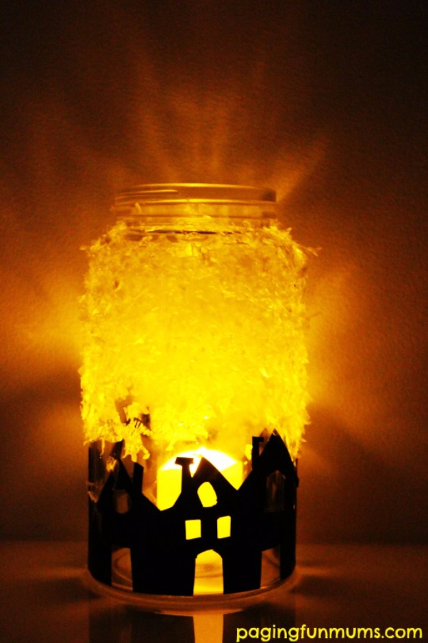 17 Marvelous DIY Christmas Luminaries That You Must Craft