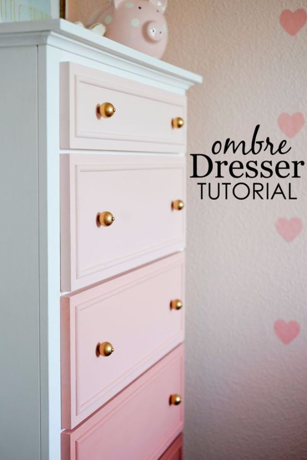 17 Sweet DIY Decor Ideas For Girls' Rooms