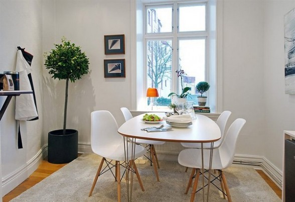 Exceptionnel 19 Magnificent Ideas For Decorating Small Dining Room Properly