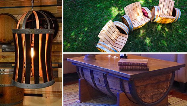 18 Incredible Handmade Barrel Furniture Designs You'll Simply Go Crazy For