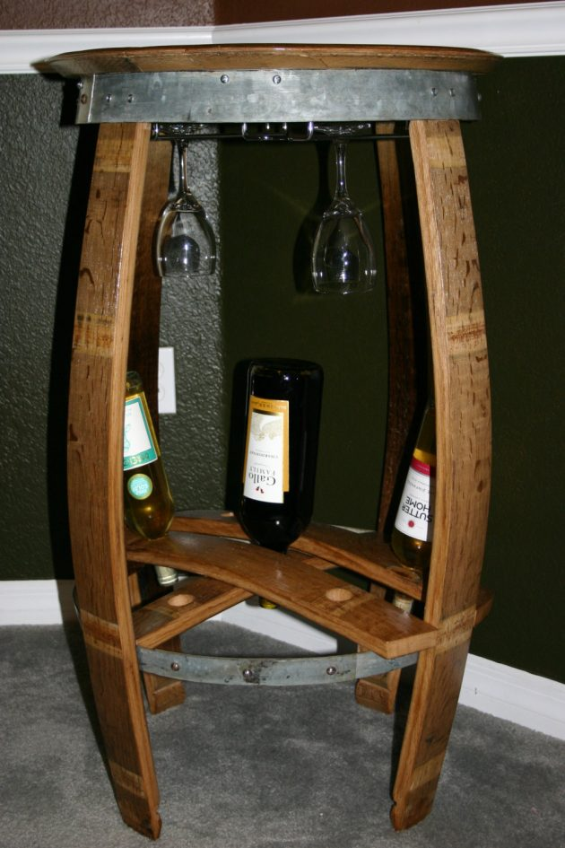 18 Incredible Handmade Barrel Furniture Designs Youll Simply Go Crazy For