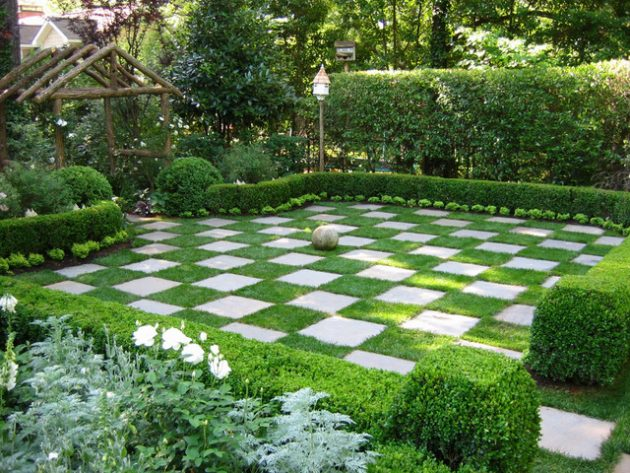 20 Amazingly Gorgeous Garden Ideas To Complete Your Originality