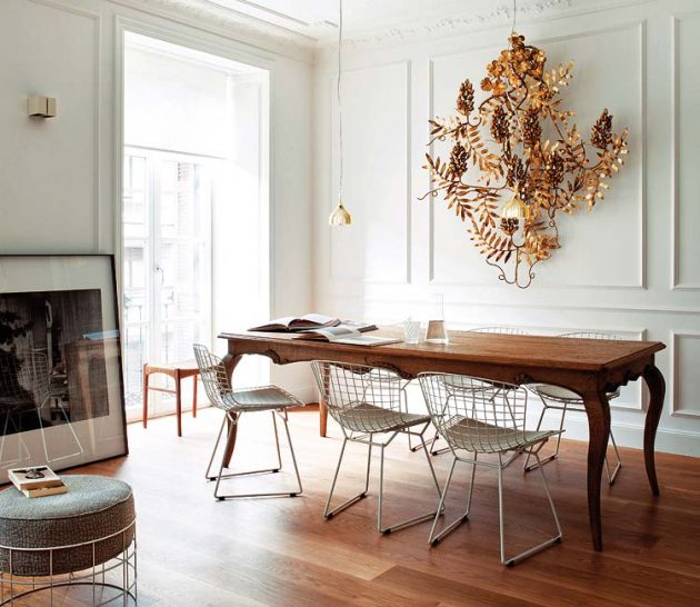 10 Stylish Ideas To Cheer Up Your Boring Dining Room