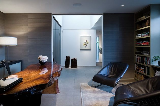 15 Original Home Office Designs With Unique Live-Edge Desk That Will Impress You