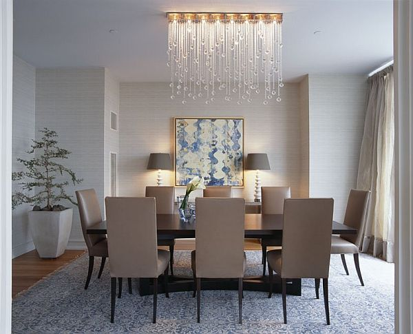 17 Gorgeous Dining Room Chandelier Designs For Your