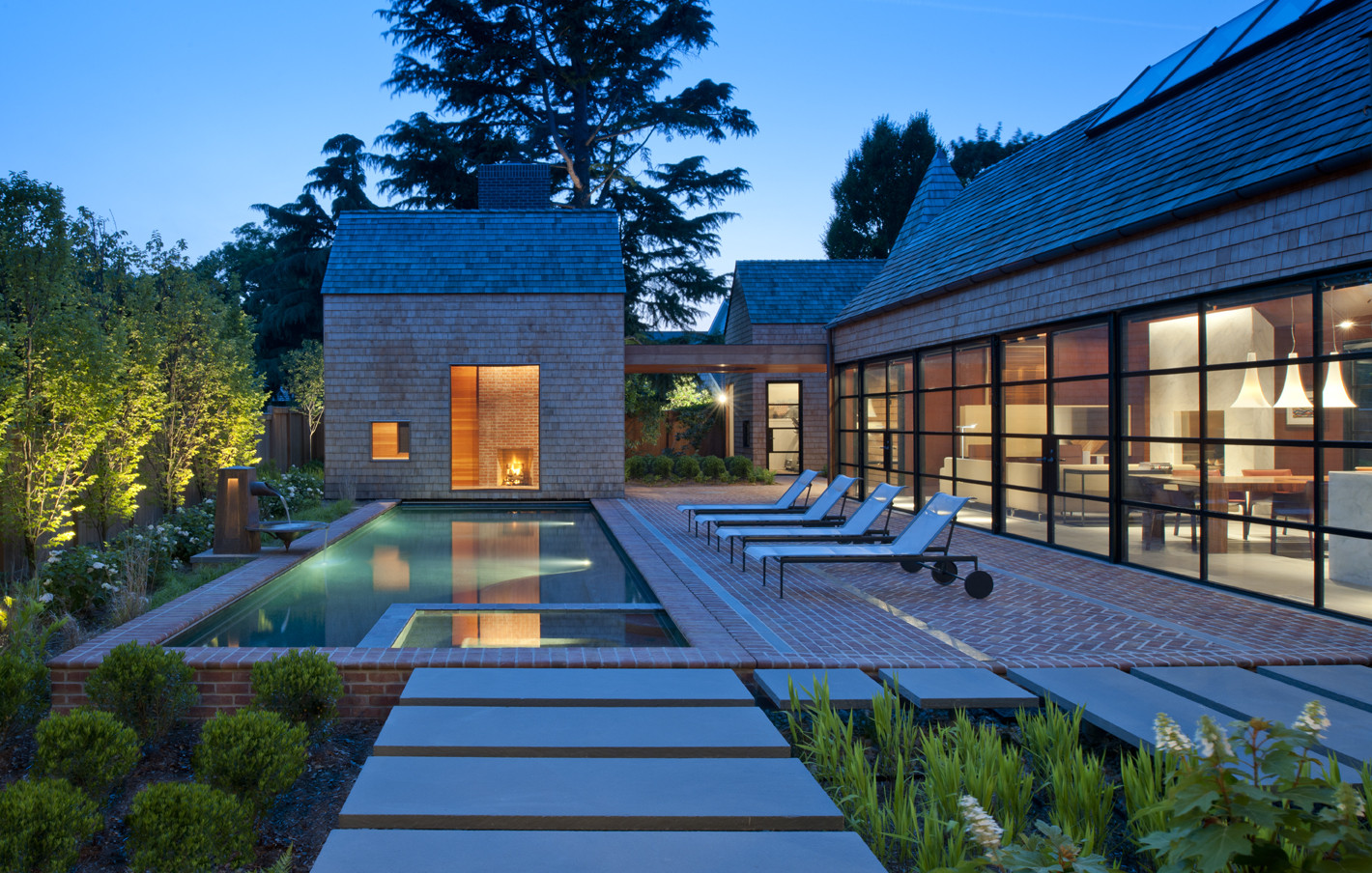 308 mulberry by robert m gurney architect in lewes usa for Home by m