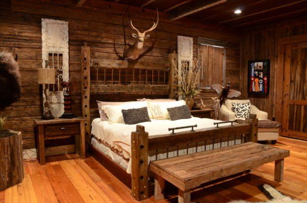 17 Fascinating Rustic Bedroom Designs That You Shouldnt Miss