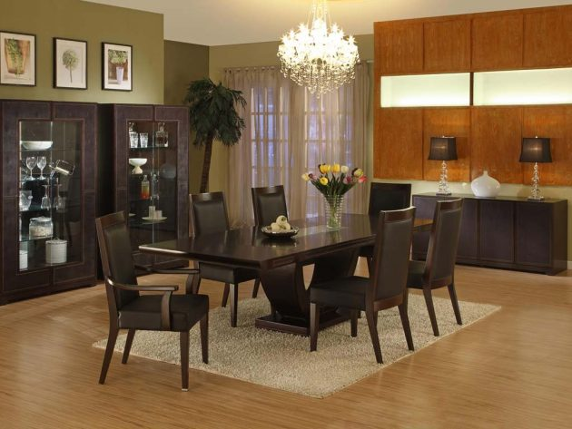 17 Inspirational Dining Room Designs That Will Impress You