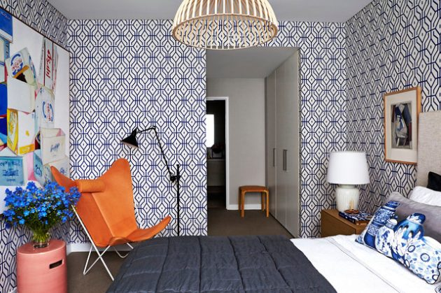 How To Choose The Right Wallpaper For Your Interior Design