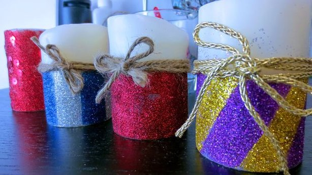 Top 22 Most Extravagant Diy Christmas Candles That