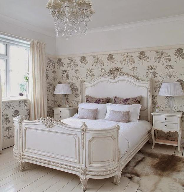 Make A Single Bedroom Special With A Super Stylish: 18 Impressive French Style Bedrooms That No One Can Resist