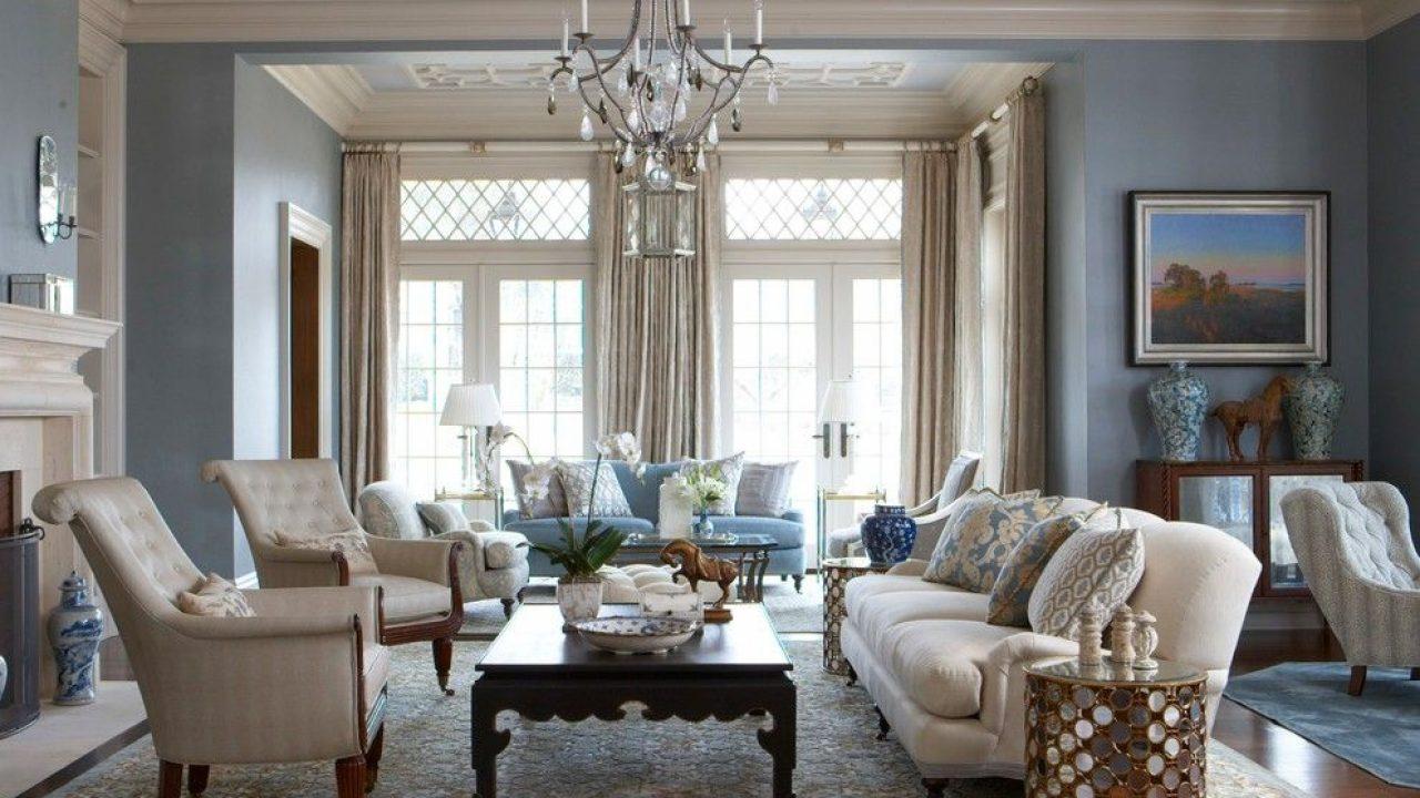 9 Fascinating Ideas For Decorating Elegant Living Room