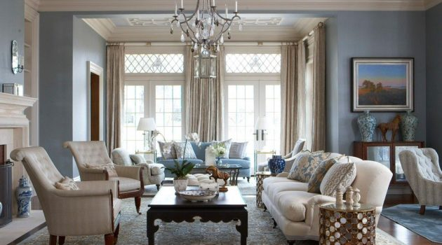 fascinating english style living room design | living room design Archives - Architecture Art Designs