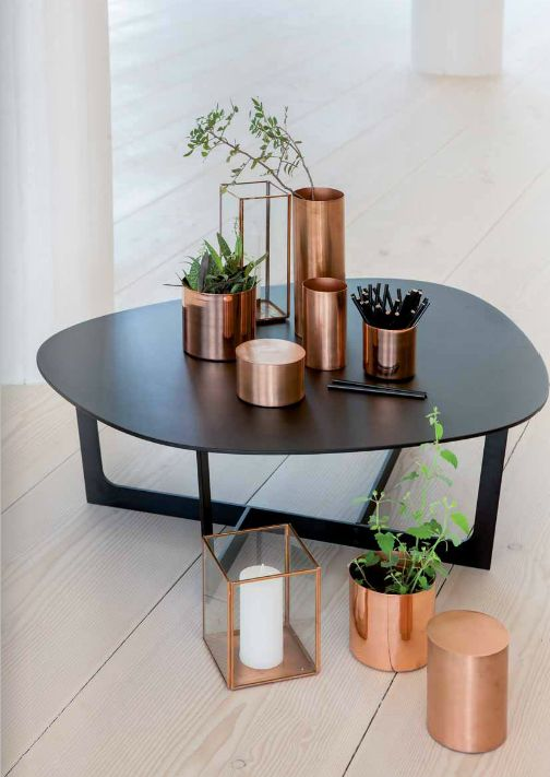 17 Inspirational Ideas To Decorate Your Home With Copper Elements