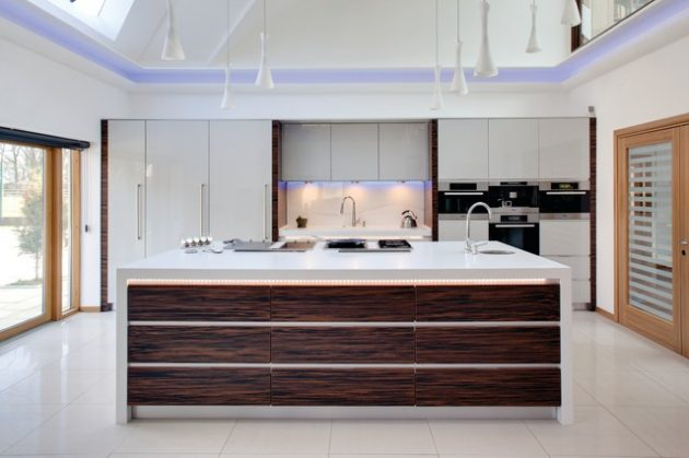 16 Divine Multifunctional Kitchen Designs That You Shouldn't Miss
