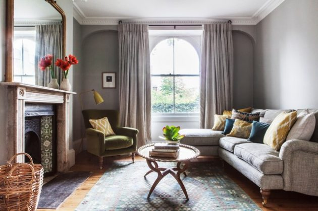 20 Refreshing Ideas For Decorating Living Room That No One Can Resist