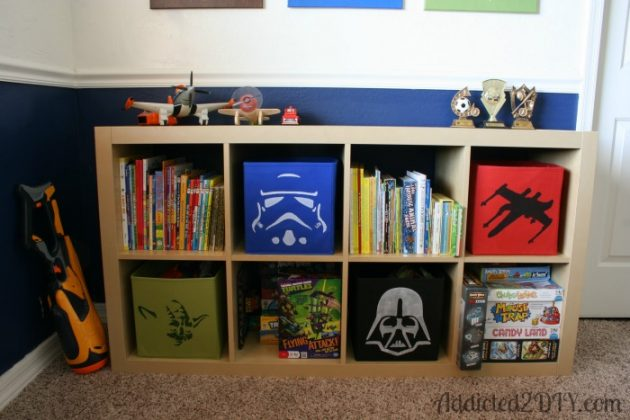 16 Extremely Helpful Ideas For Organizing Childs Room
