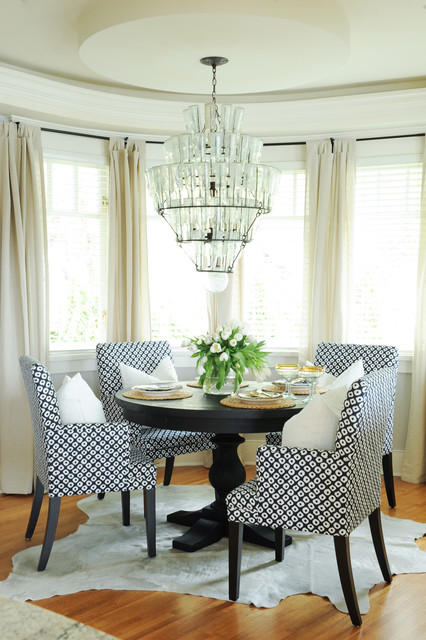 20 Super Smart Ideas For Decorating Small Dining Room