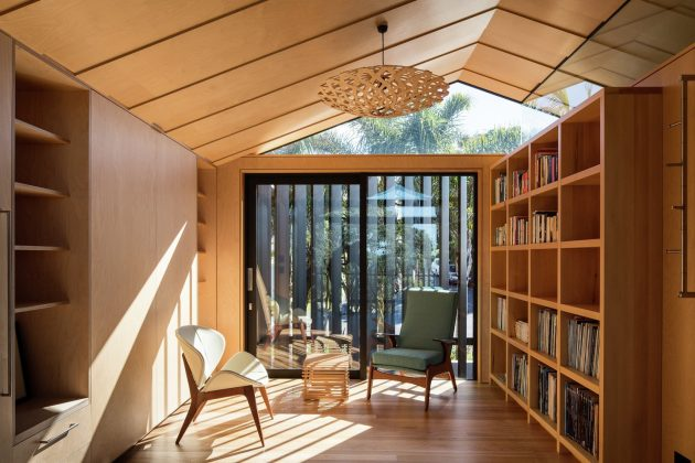 Boat Sheds by Strachan Group Architects & Rachael Rush in Auckland, New Zealand