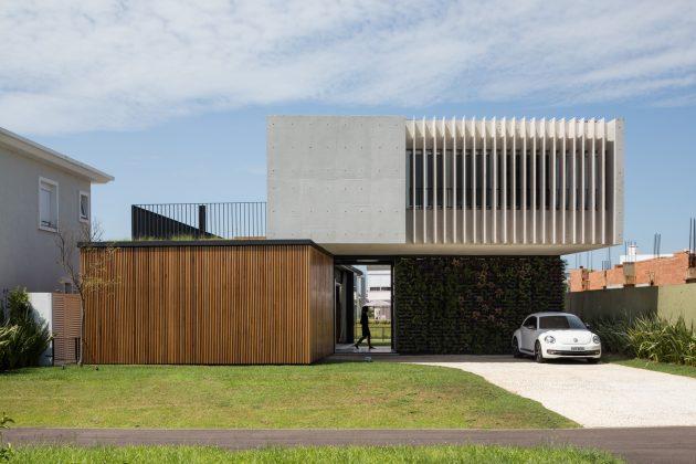 Enseada House by Arquitetura Nacional in Xangri-Lá, Brazil
