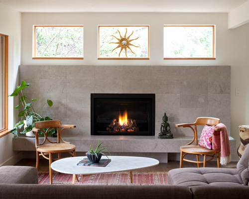 Flickering Fireplaces That Will Warm Your Heart