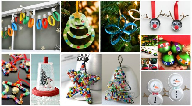 Top 23 Breathtaking Kids-Friendly DIY Christmas Decorations
