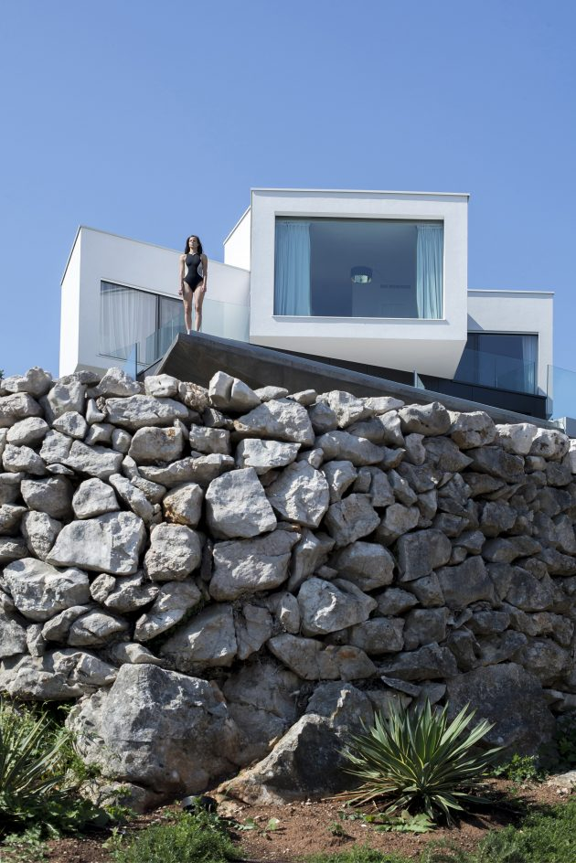 Gumno House by Turato Architects in Risika, Croatia
