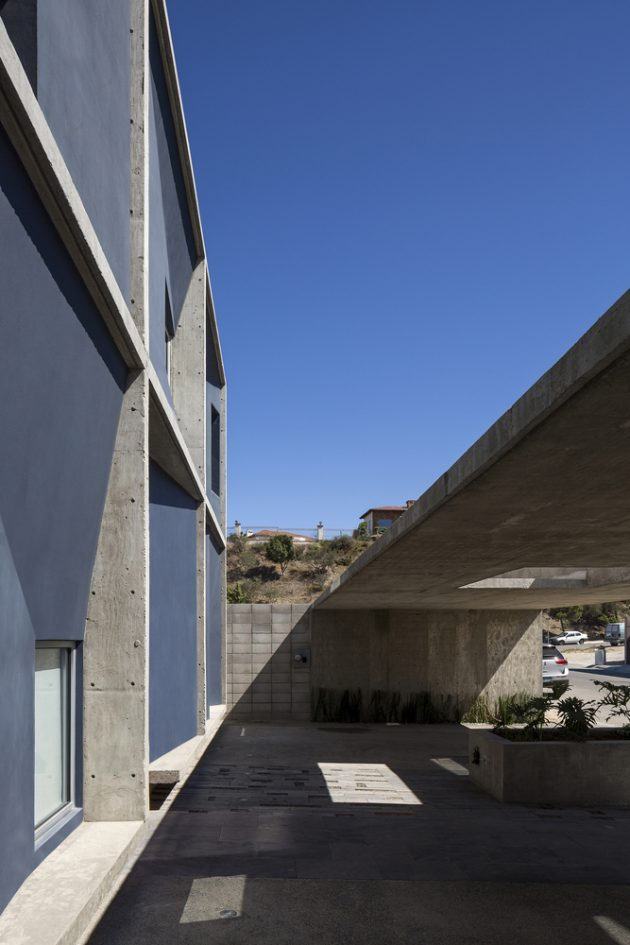 HDJ89 Residence by T38 Studio in Tijuana, Mexico